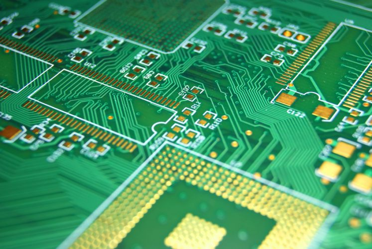 printed circuit board prototype