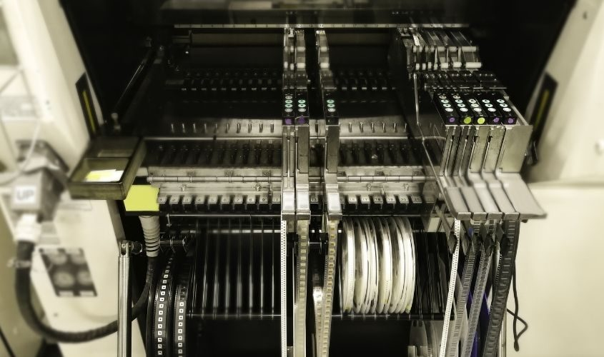 Purpose of a Pick and Place Machine in PCB Assembly