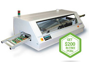 Spartan 12 Single and Dual Wave Solder Machines