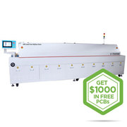 M8 LEAD FREE REFLOW OVEN