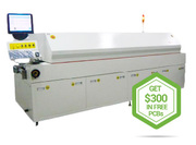 M6 LEAD FREE REFLOW OVEN